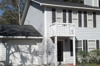 residential renovation before