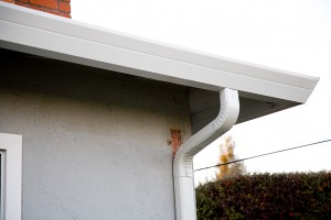 Seamless Gutters at American Roofing and Vinyl